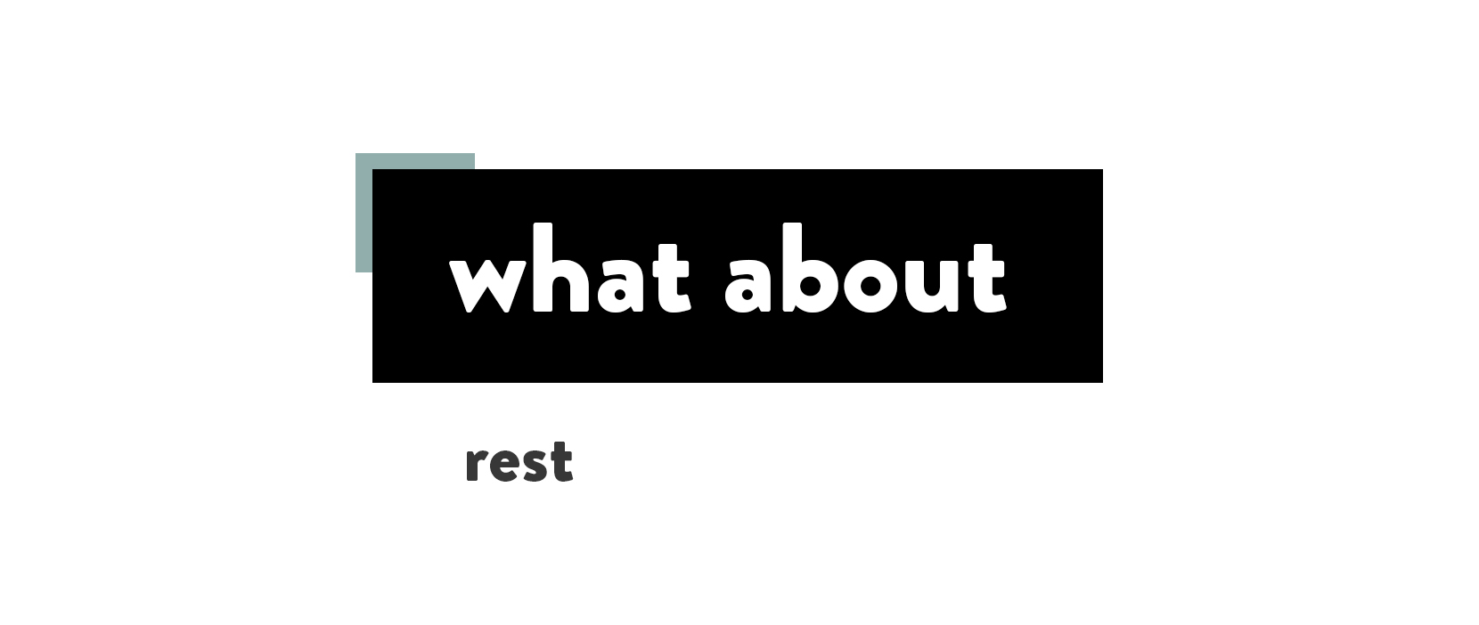 Featured Image for Rest