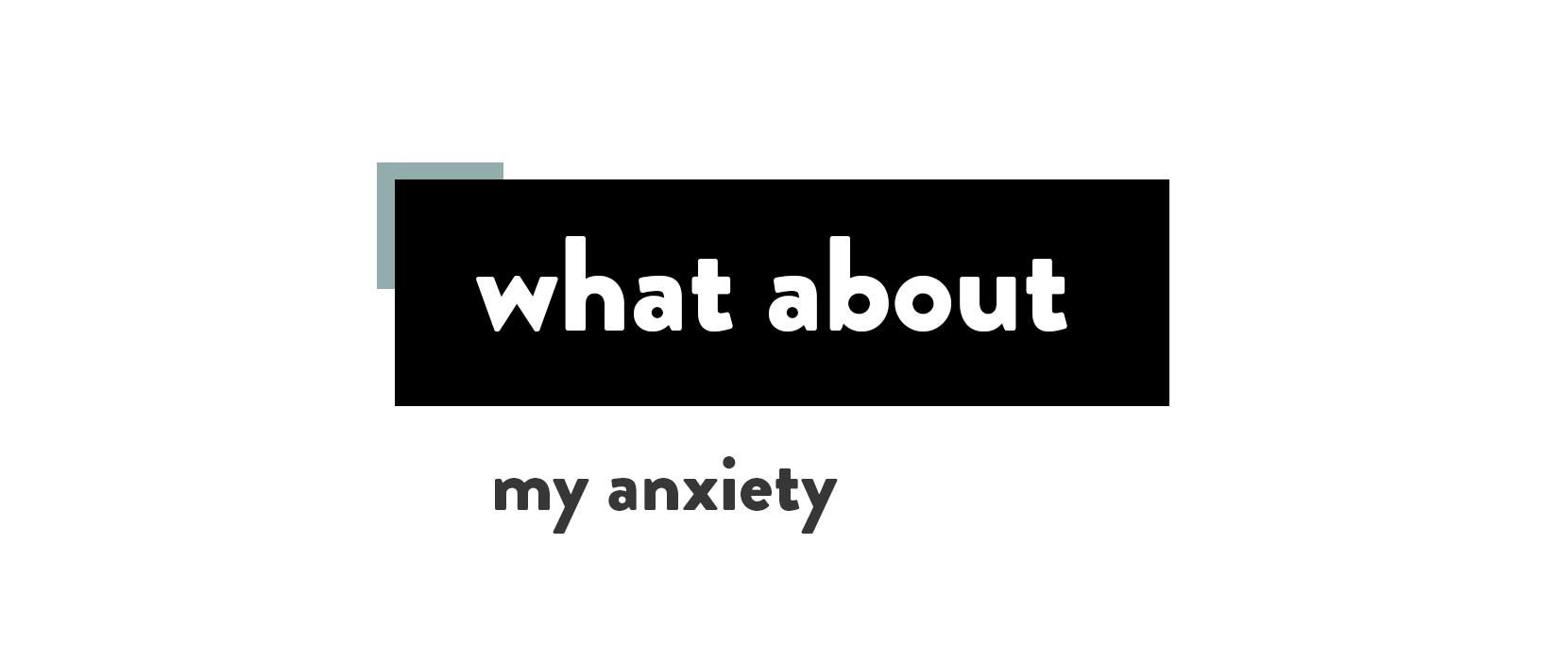 Main image for My Anxiety