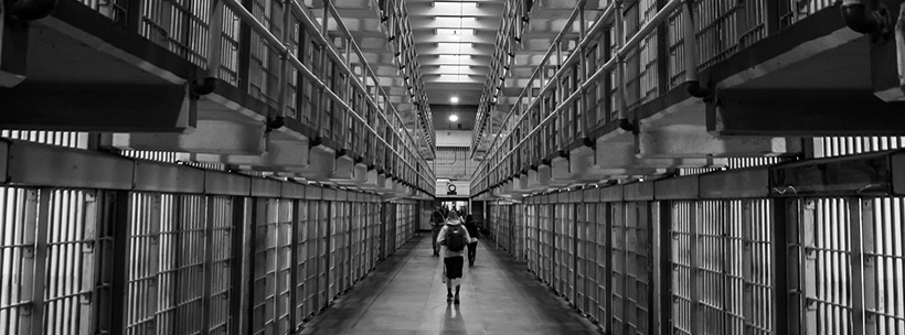 Featured Image for Taking the Gospel Behind Bars