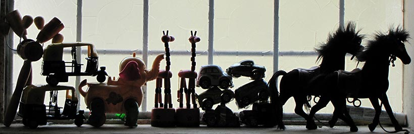 Main image for Christmas Toys and Continued Love