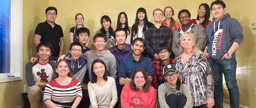 Featured Image for Sharing God's Love with International Students
