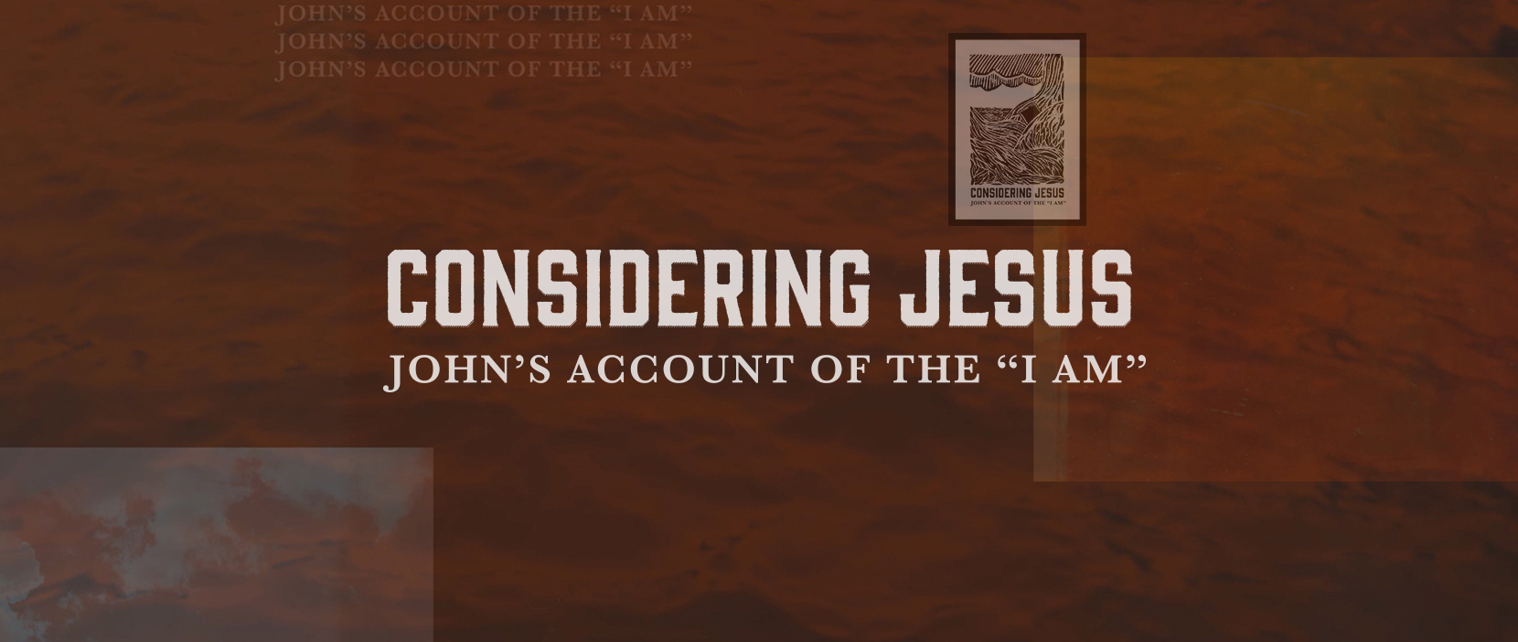 Main image for Considering Jesus