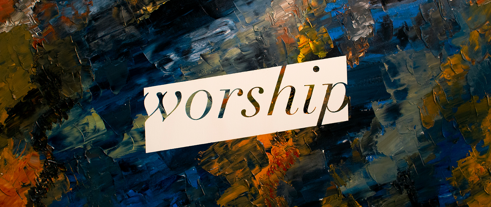 Main image for Worship Study Guide