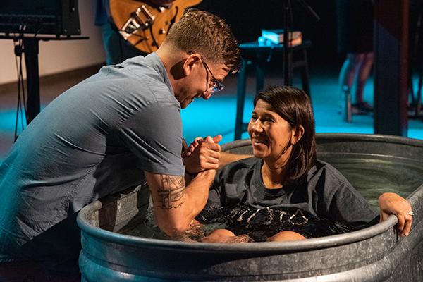 Image for Get Baptized