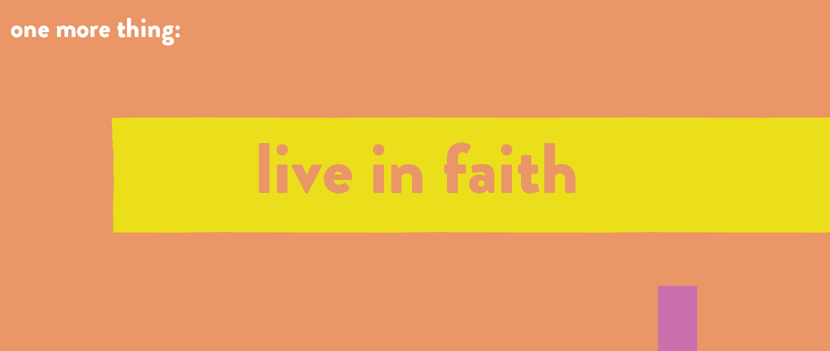 Main image for Live In Faith
