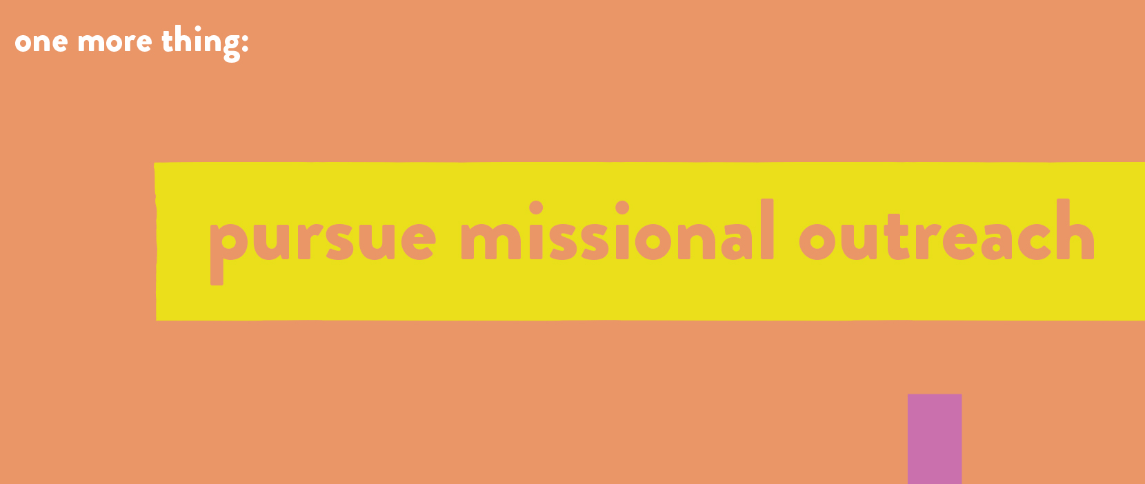 Main image for Pursue Missional Outreach