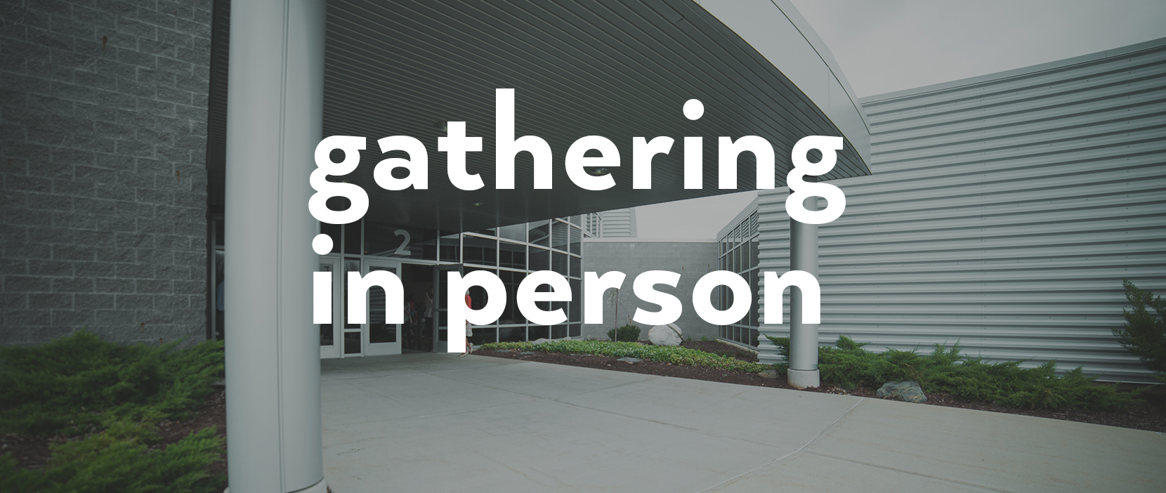 Featured Image for Gathering In Person