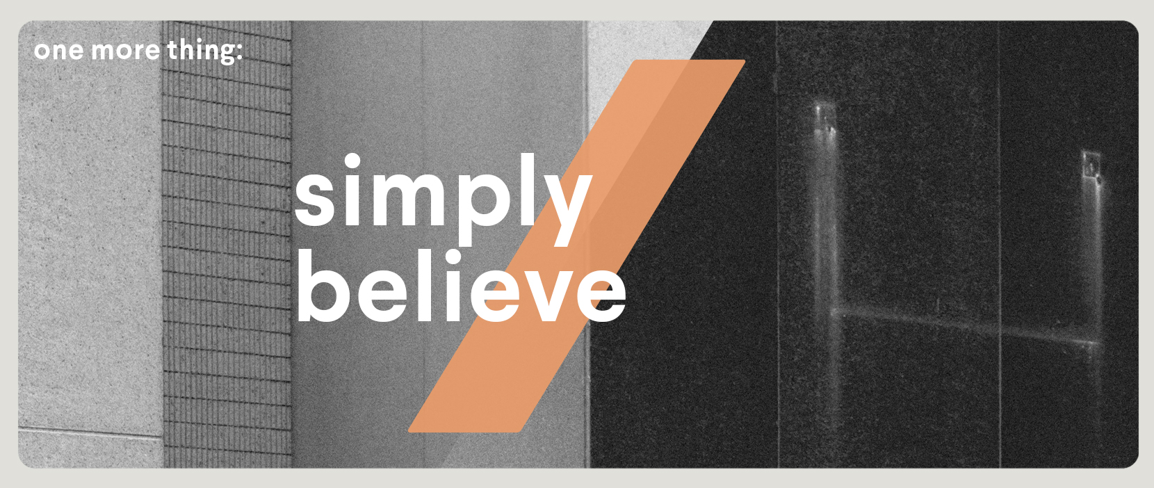 Main image for Simply Believe