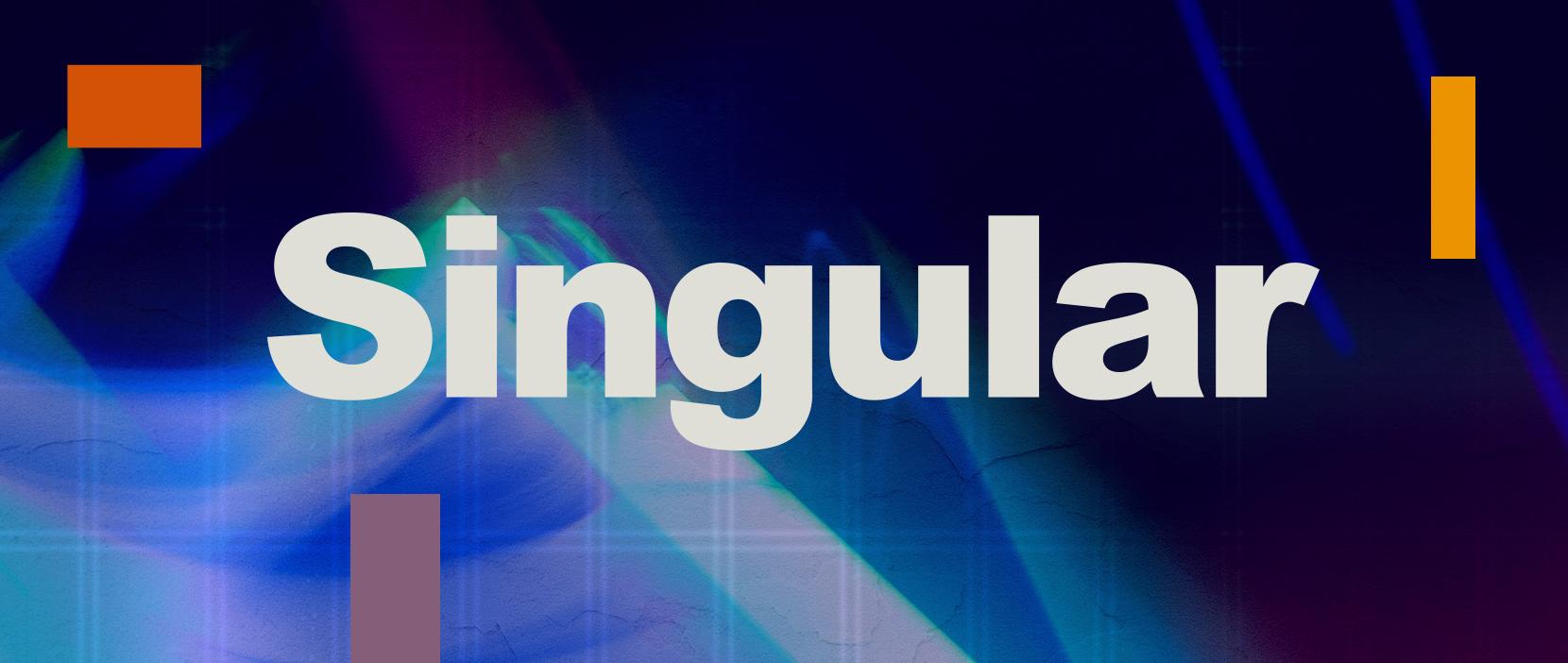 Main image for Singular