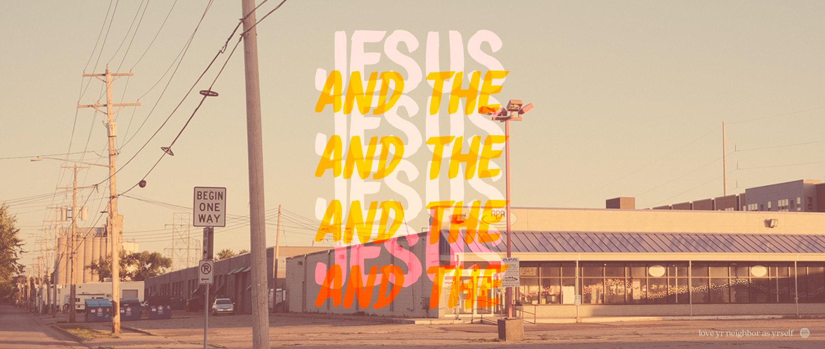 Main image for Jesus And The